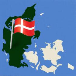 Jylland og brofaste øer